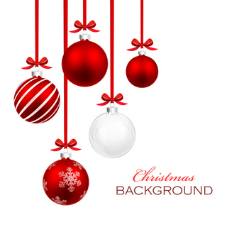 A selection of trees, decorations and lighting from Glendoick's stunning Christmas range.