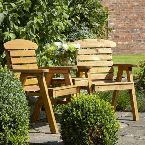 If this is the year you are spending a lot of time in the garden... thgen maybe its the time to buy: Wooden, Weave (with wetherproof cushions), Metal and Texatline.