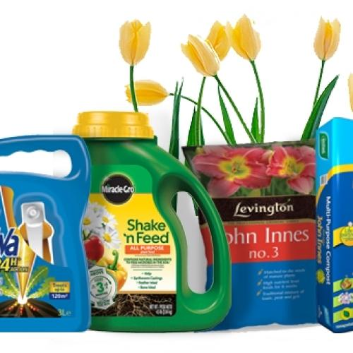 Garden Sundries Chemicals: weedkillers, fungicides, insecticides