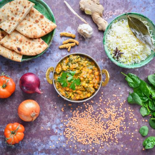 Your favourites from the Glendoick Food Hall including award-winning curries from Praveen Kumar, Tabla...