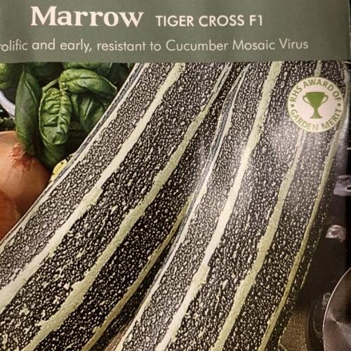 MARROW Tiger Cross F1