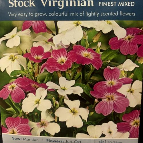STOCK VIRGINIAN Finest Mixed