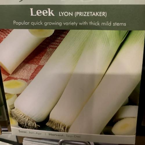 LEEK Lyon (Prizetaker)